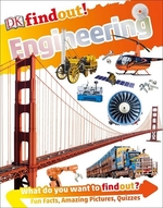 Book cover of DK FINDOUT ENGINEERING