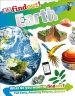 Book cover of DK FINDOUT EARTH