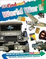 Book cover of DK FINDOUT WORLD WAR 2