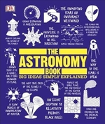 Book cover of ASTRONOMY BOOK