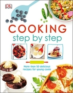 Book cover of COOKING STEP BY STEP