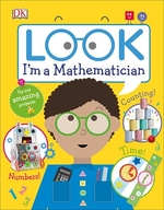 Book cover of LOOK I'M A MATHEMATICIAN