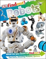 Book cover of DK FINDOUT - ROBOTS