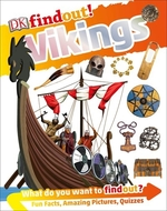 Book cover of DK FINDOUT - VIKINGS