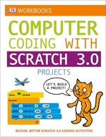 Book cover of COMPUTER CODING WITH SCRATCH 3.0
