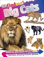 Book cover of DK FINDOUT - BIG CATS