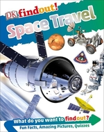 Book cover of DK FINDOUT - SPACE TRAVEL