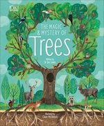 Book cover of MAGIC & MYSTERY OF TREES