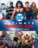 Book cover of DC COMICS ULTIMATE CHARACTER GUIDE