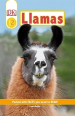 Book cover of LLAMAS