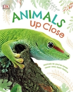 Book cover of ANIMALS UP CLOSE