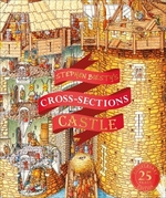 Book cover of CROSS-SECTIONS CASTLE