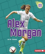 Book cover of ALEX MORGAN