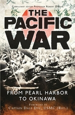 Book cover of PACIFIC WAR FROM PEARL HARBOR TO OKINAWA