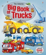 Book cover of BIG BOOK OF TRUCKS