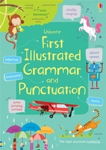 Book cover of 1ST ILLU GRAMMER & PUNTUATION
