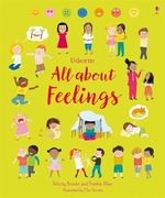 Book cover of ALL ABOUT FEELINGS