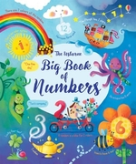 Book cover of BIG BOOKS OF NUMBERS