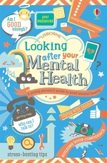Book cover of LOOKING AFTER YOUR MENTAL HEALTH