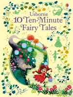 Book cover of 10 TEN-MINUTE FAIRY TALES