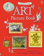 Book cover of ART PICTURE BOOK