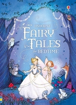 Book cover of FAIRY TALES FOR BEDTIME