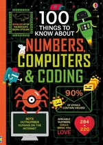 Book cover of 100 THINGS TO KNOW ABOUT COMPUTERS & CO