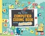 Book cover of MY 1ST COMPUTER CODING BOOK USING SCRA