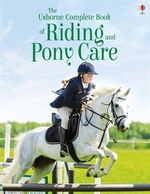 Book cover of COMPLETE BOOK OF RIDING & PONY CARE