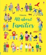 Book cover of ALL ABOUT FAMILIES