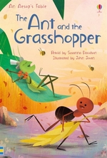 Book cover of ANT & THE GRASSHOPPER