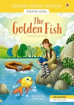 Book cover of GOLDEN FISH