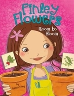 Book cover of FINLEY FLOWERS ROOM TO BLOOM