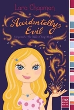Book cover of ACCIDENTALLY EVIL