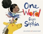 Book cover of 1 WORD FROM SOPHIA