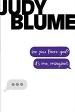 Book cover of ARE YOU THERE GOD IT'S ME MARGARET