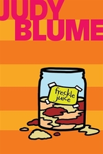 Book cover of FRECKLE JUICE