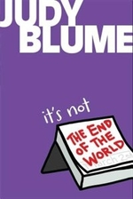 Book cover of IT'S NOT THE END OF THE WORLD