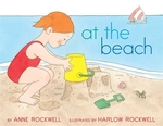 Book cover of AT THE BEACH