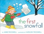 Book cover of 1ST SNOWFALL