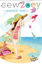 Book cover of SEW ZOEY - SWATCH OUT