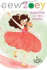 Book cover of SEW ZOEY - BURSTING AT THE SEAMS
