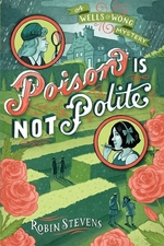 Book cover of POISON IS NOT POLITE