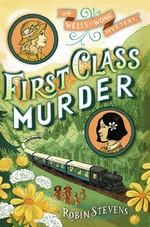 Book cover of 1ST CLASS MURDER