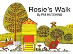 Book cover of ROSIE'S WALK