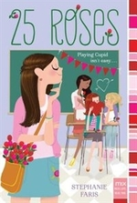 Book cover of 25 ROSES