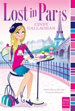 Book cover of LOST IN PARIS