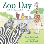Book cover of ZOO DAY