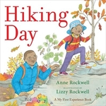 Book cover of HIKING DAY