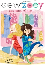 Book cover of SEW ZOEY CLOTHES MINDED